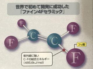 ファイン4Fセラミックの特徴