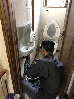 トイレのリフォーム【静岡】